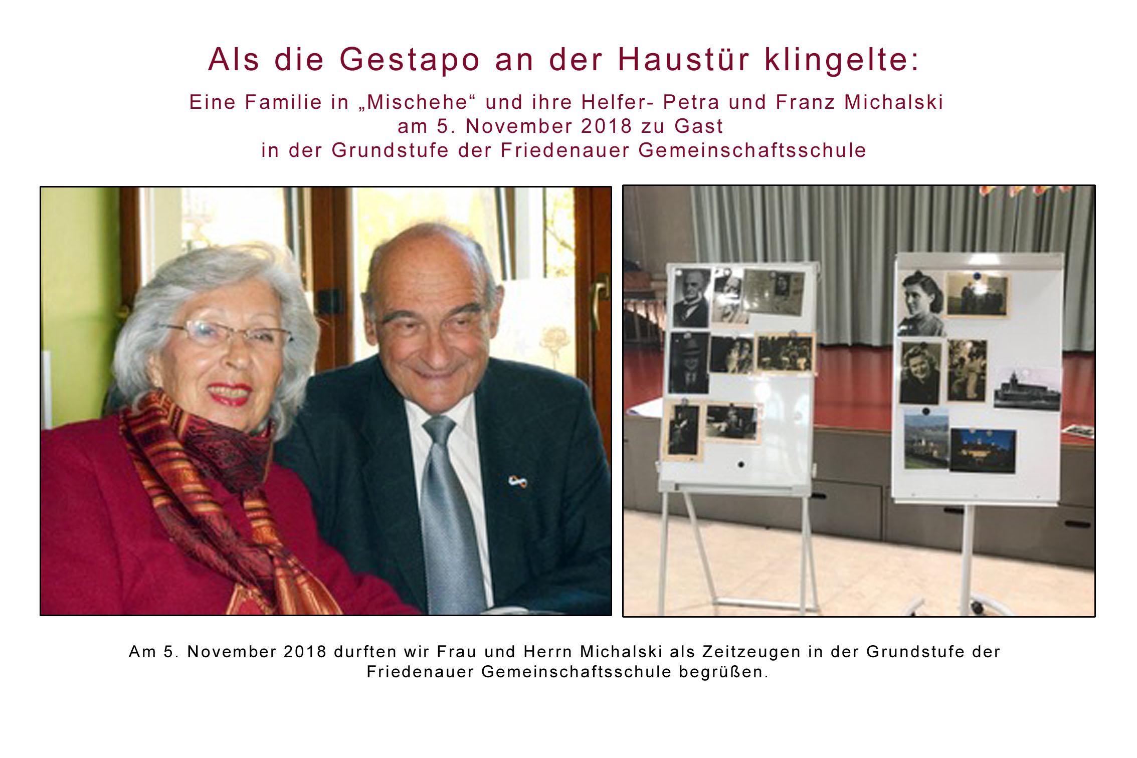 Bild von Petra und Franz Michalski